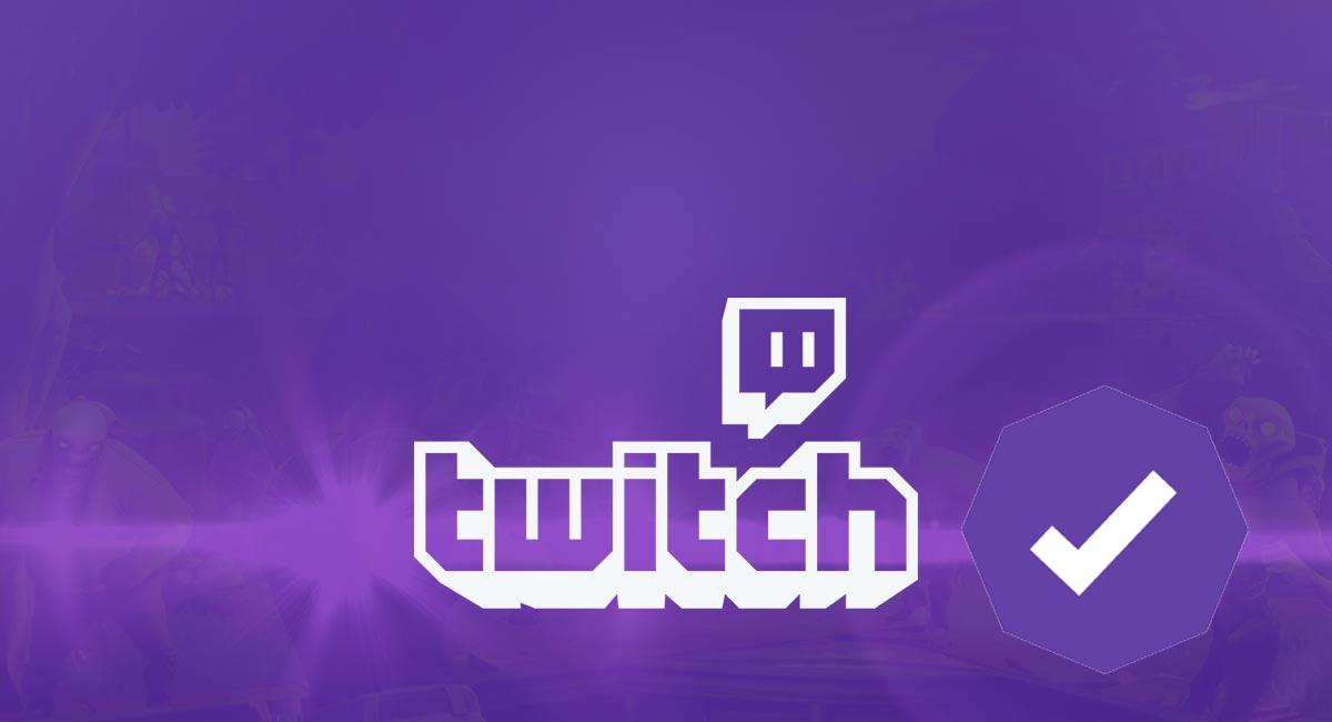 Twitch Verified badge