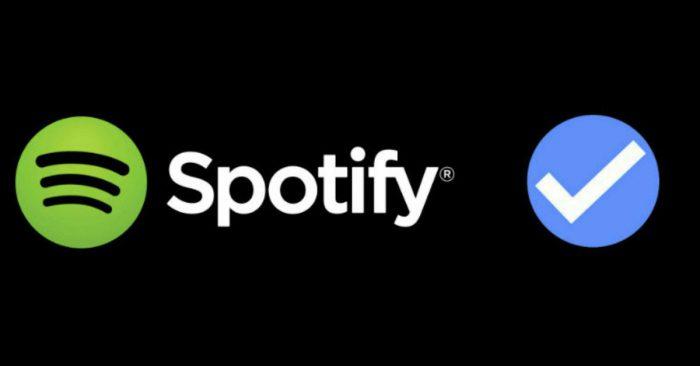 Verified on Spotify