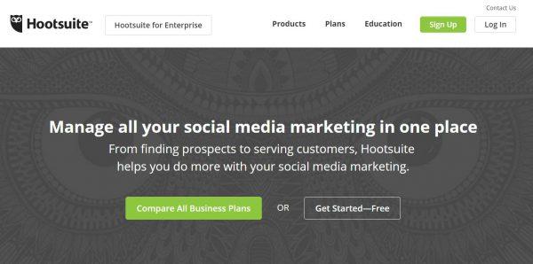 hootsuite-social-media-managing-tool