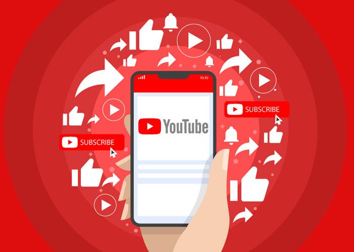 YouTube engagement